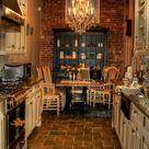 Ziegelwand - 55 Ideen, wie Sie die moderne Küche aufwerten