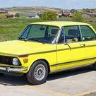 Nicely Modified 1976 BMW 2002