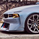 2016 BMW 2002 Hommage Concept Slides Into Villa d'Este + VIDEO!