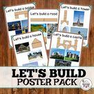 Let's Build STEM Poster Pack