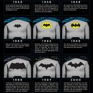 The Batsymbols Through the Ages   DC Comics News