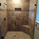 Master Shower Tile