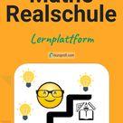 Die Mathe-Lernplattform für den bayerischen Realschulabschluss