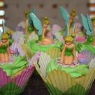 Flower Cupcake Liners