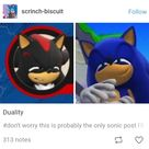 faces | Sonic the Hedgehog
