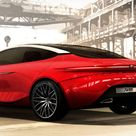 2013 Alfa Romeo Gloria Concept