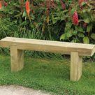 Forest Sleeper 1.2m Bench