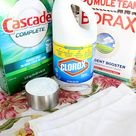 Make Your Own Miracle Laundry Whitening Solution