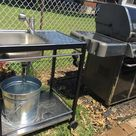 Outdoor sink: A perfect Summer project - IKEA Hackers