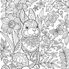 Easter Coloring Pages for Adults - Best Coloring Pages For Kids