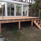 Unsere neue DIY Terrasse   DESIGN DOTS