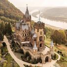 Picturesque Schloss Drachenburg castle in Germany - Awesome