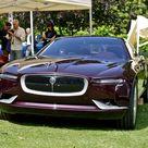 2011 Stile Bertone Jaguar B99 concept