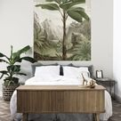 Banana Tree 010 Wallpaper Panel by KEK Amsterdam