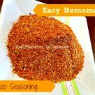 Taco Seasoning Recipes