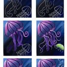 How To Paint A Jellyfish