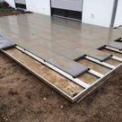 Profilsystem - Einfaches Verlegen für Betonplatten