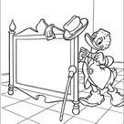 Donald Duck Bilder zum Ausmalen 12