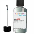 Audi A2 Island Green Code Ly7S Touch Up Paint Scratch Stone Chip Kit