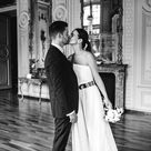 Standesamtliche Hochzeit auf Schloss Benrath