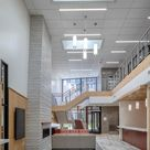STAIRCASE CAFETERIA ALUMNI & VISITOR CENTER SUNY Buffalo State | Buffalo, NY