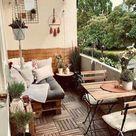 Vom Mini Balkon zum Platzwunder in 5 Schritten