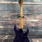 ESP/LTD Left Handed LSN1000HTMPURBLASTLH SN-1000 HT Electric Guitar- Purple Blast
