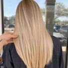Human Hair Toppers For Thinning Hair | Blonde With Brown Roots | European Hair | Silk Base
