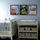 Superman Nursery