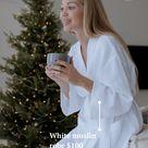 Christmas gift   Muslin robe   Kimono robe   Nightwear   Price 100$