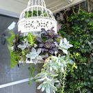 Gartendekoration selber machen für Beet und Terrasse