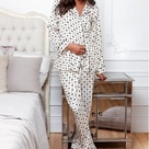 Cozy Pajama Sets To Lounge Around In Over the Holidays