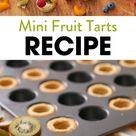 Delicious Mini Fruit Tarts Recipe