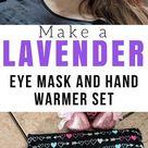 Easy sew sinus headache pillow