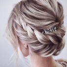 45 Summer Wedding Hairstyles Ideas   Wedding Forward