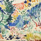 Paint By Number Kit   Landscape at Collioure By Henri Matisse   Paint by number kit adult   Paint by numbers   Diy paint by number