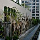 26 Ideen für Balkon-Sichtschutz- Verschiedene Sichtschutzmöglichkeiten