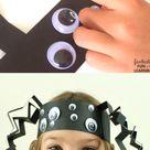 Spider Headband Craft