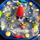 Space Themed Tuff Tray Resources and Ideas