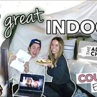 THE ADVENTURE CHALLENGE: couples edition | THE GREAT INDOORS | episode 8