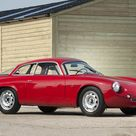 1960 Alfa Romeo Giulietta SZ Zagato   Ateliers