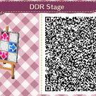 ddr stage Pattern Animal Crossing New Leaf Qr Code