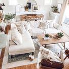 Boho Farmhouse Decor Style Home Tour 2020   The Beauty Revival