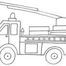 Beste Malvorlage Feuerwehrauto  Das Hilft, Den Fokus Zu Behalten