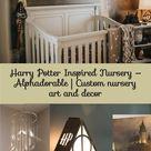 Harry Potter Inspired Nursery