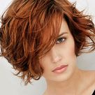 Hairstyles for Bobs: Thick Hair and Fine Hair. Useful Tips.