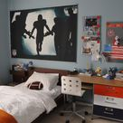 Blue Boys Rooms