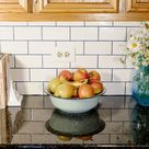 Boring No More: 18 Ways Colorful Grout Spices up Dull Tile