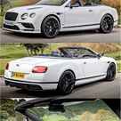 2018 Bentley Continental Supersports Convertible    W12, 710 bhp, top speed   330 km/h, 0 100 km/h   3.9 sec.