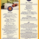 Spa Menu. @Jennifer Milsaps L Earney-Smith we are DEFINITELY treating ourselves to this!! :)